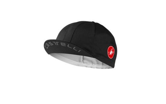 Picture of CASTELLI ESPRESSO CAP BLACK