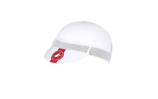 Picture of CASTELLI A/C CYCLING CAP WHITE