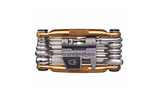 Picture of CRANKBROTHERS M17 MultiTool GOLD