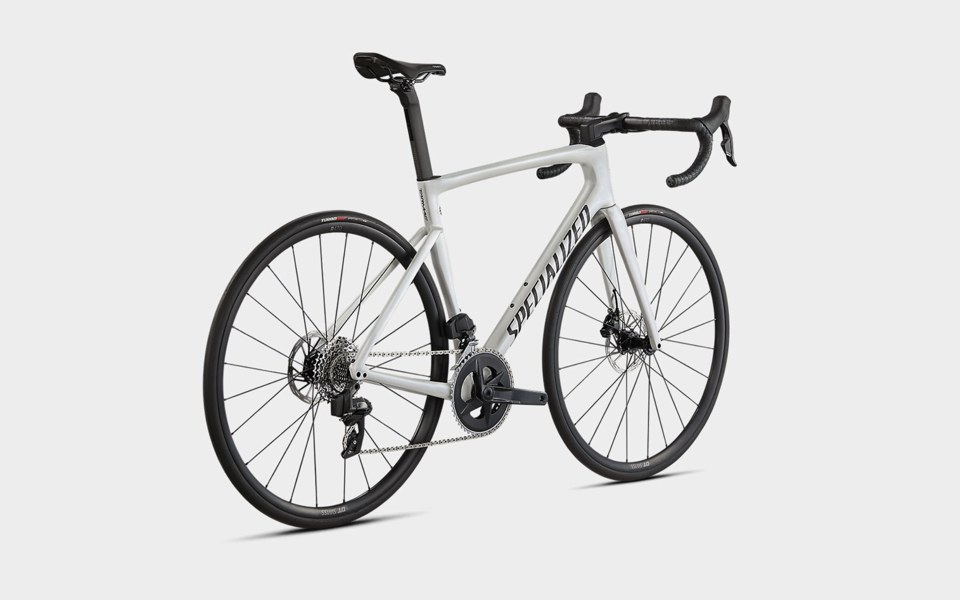 Picture of SPECIALIZED TARMAC SL7 COMP - RIVAL eTAP AXS 2022 Bianco/argento