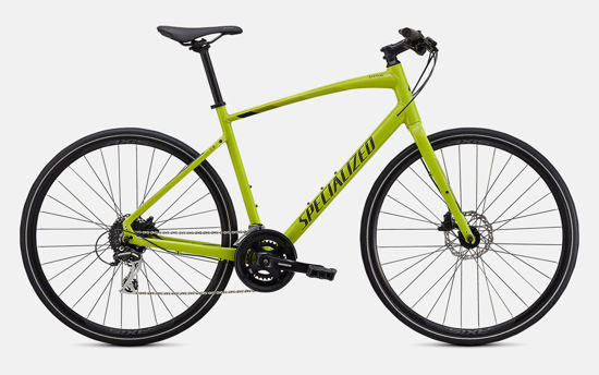 Picture of SPECIALIZED SIRRUS 2.0  verde nera