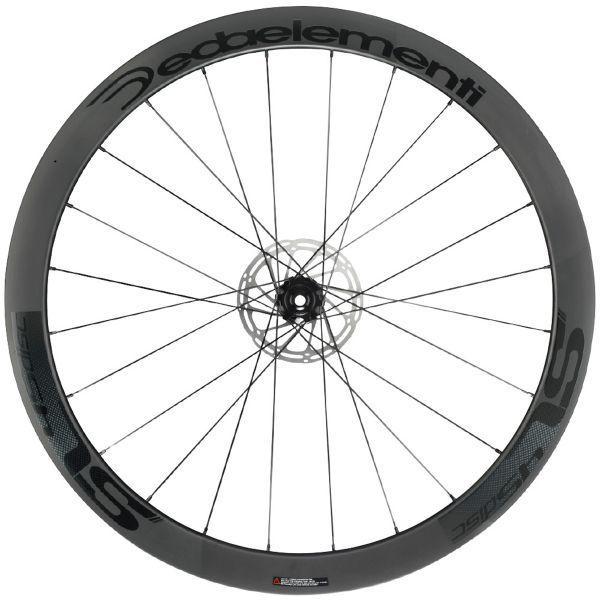 Immagine di DEDA ELEMENTI RUOTE SL45DB Carbon Clincher Wheelset COPPIA
