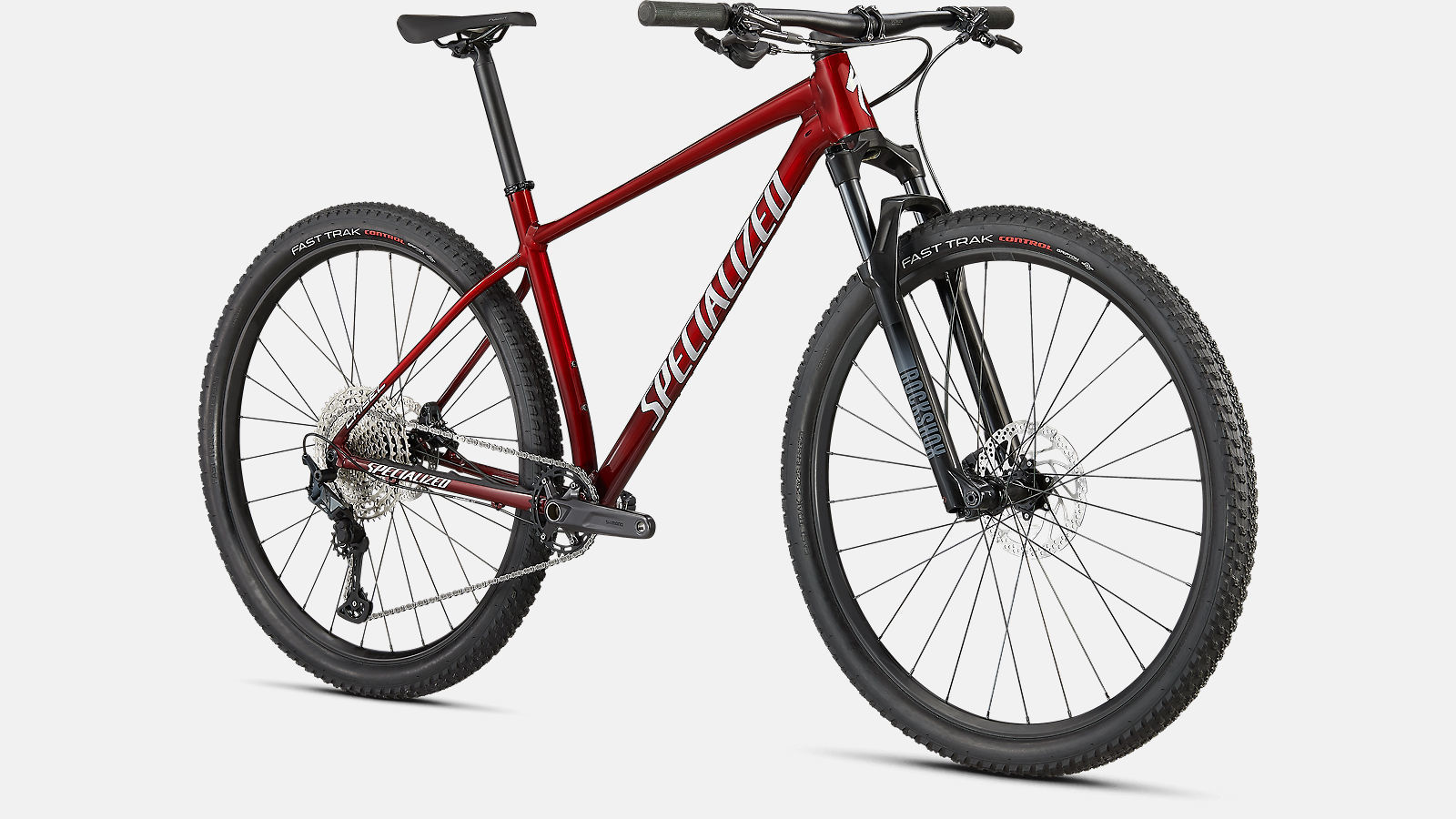 Picture of SPECIALIZED CHISEL COMP ROSSO/BIANCO