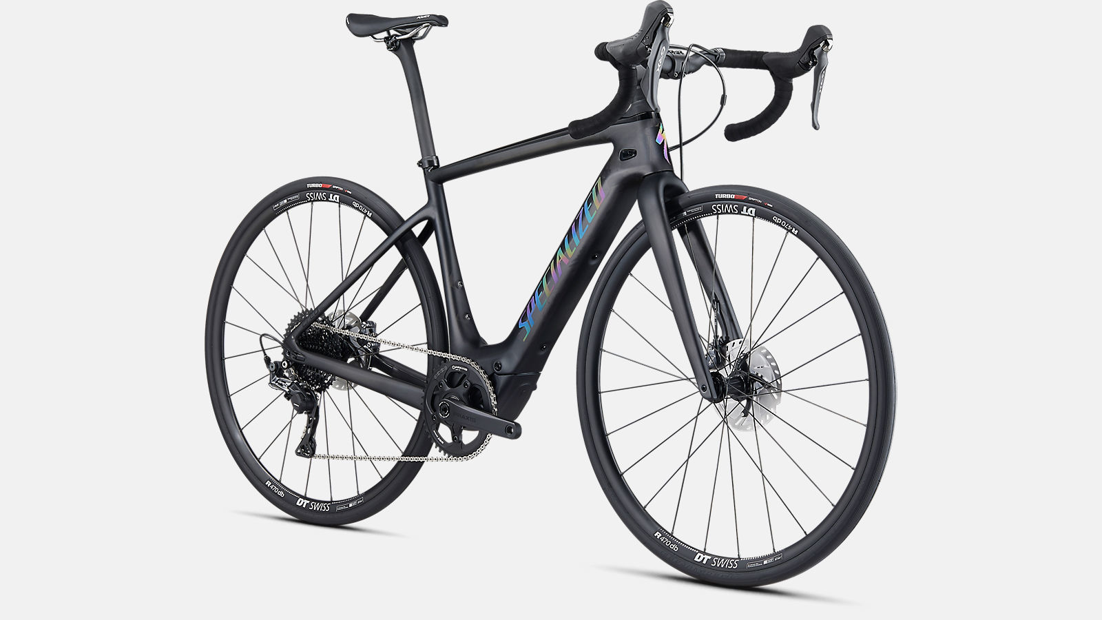 Picture of SPECIALIZED Turbo Creo SL Comp Carbon SATIN CARBON / HOLO REFLECTIVE / BLACK