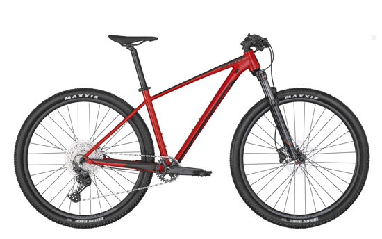 Picture of SCOTT SCALE 980 RED