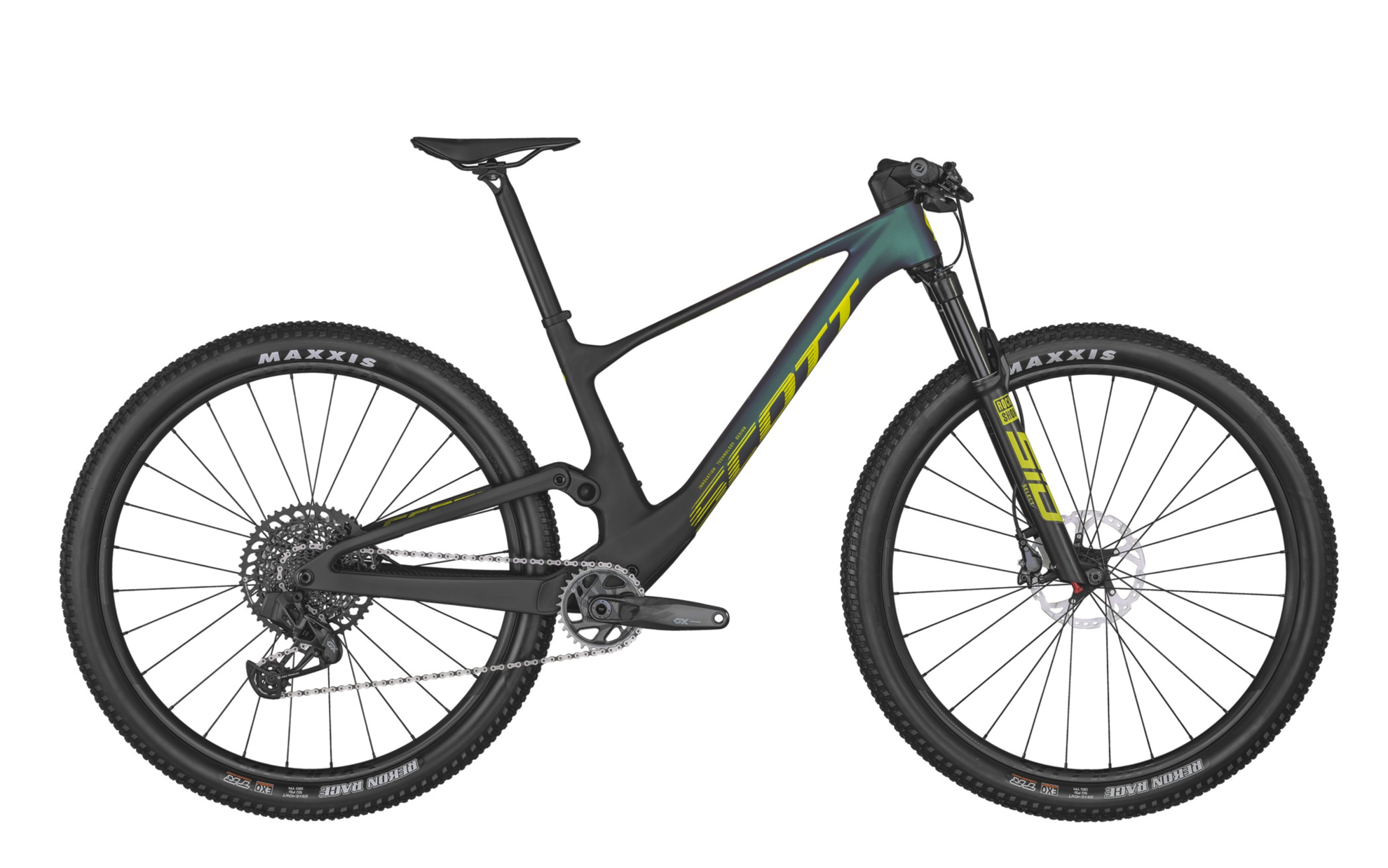 Picture of SCOTT SPARK RC TEAM ISSUE AXS MY2022