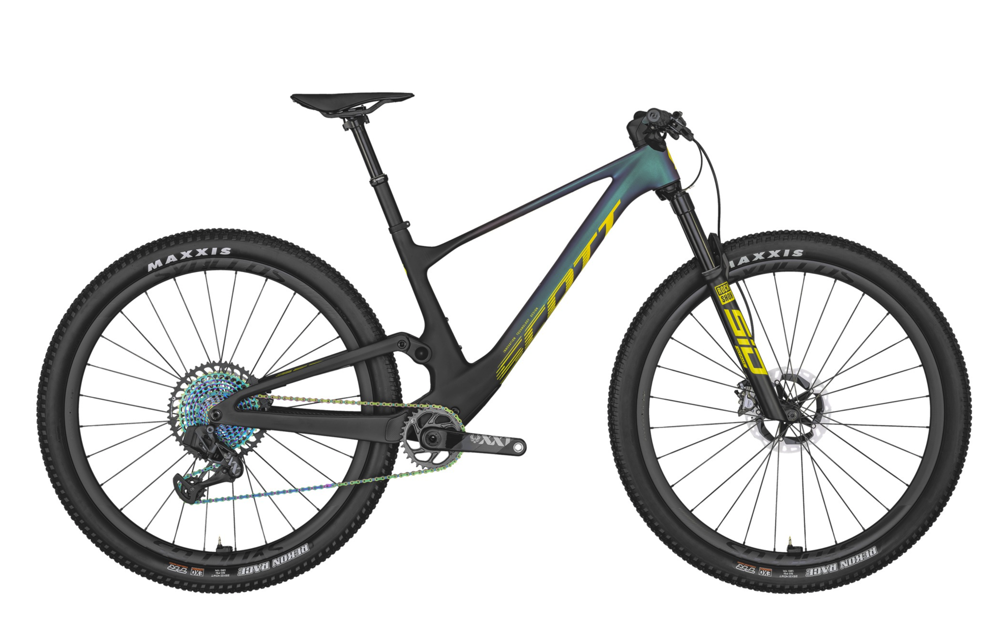 Picture of SCOTT SPARK RC WORLD CUP EVO AXS my2022