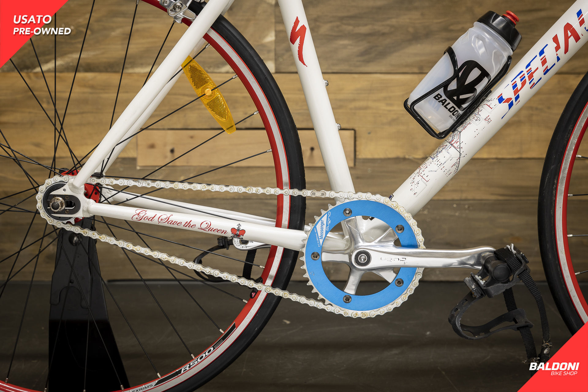 Immagine di SPECIALIZED LANGSTER TG 56