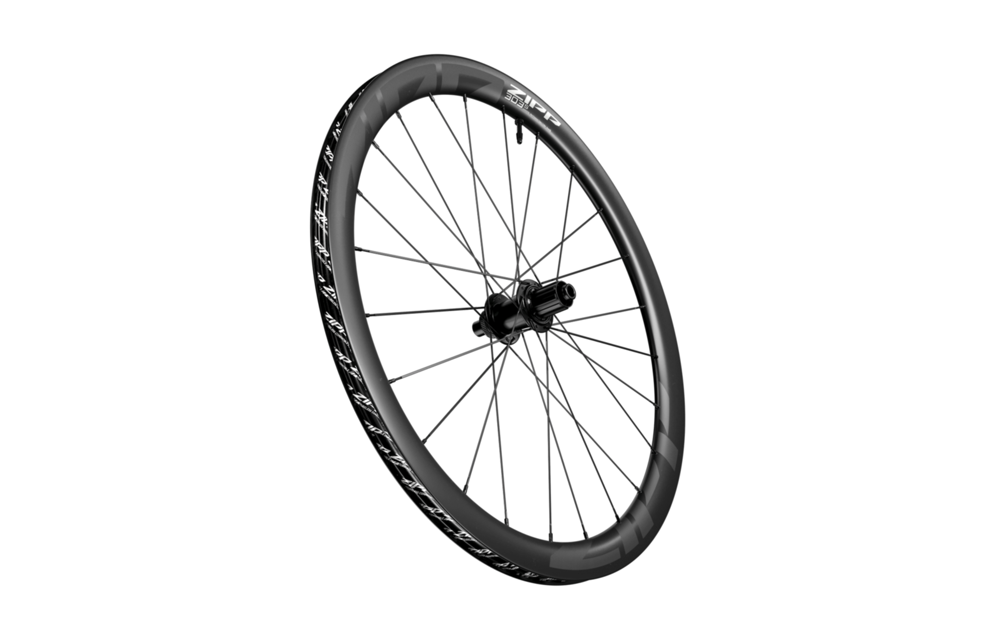 Picture of ZIPP SET RUOTE 303 S CARBON TUBELESS DISC-BRAKE XDR CENTER LOCK