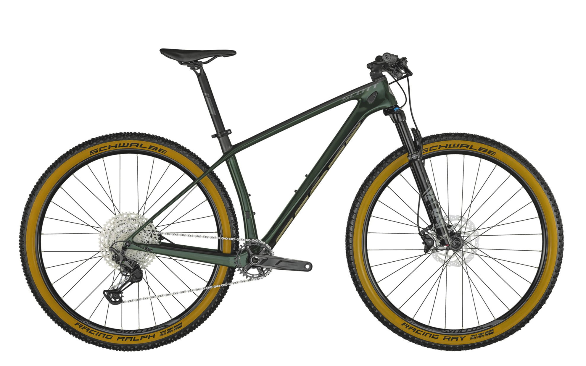 Picture of SCOTT SCALE 930 WAKAME GREEN